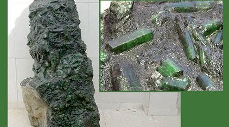 Brazilian Miners Unearth 600-Pound Emerald; Specimen Will Likely Go on Tour